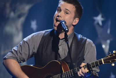 Joe Moore – Grand Finale –The Voice 2015
